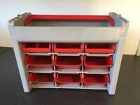 IKEA organiser / storage unit