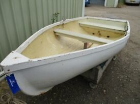 8ft6 grp dinghy