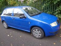 54 reg clean skoda fabia 1.2 5 door with towbar runs and drives good DRIVEAWAY OR DELIVERY