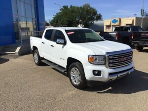2017 GMC Canyon SLT NAVIGATION! AIR CONDITIONING! LEATHER SEA...