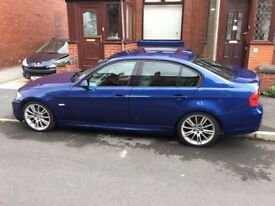 BMW 3 Series 3.0 330i M Sport 4d -Low milage