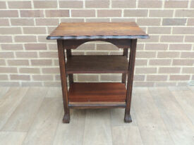 Vintage Tall Side Table (UK Delivery)