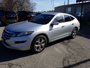 2010 Honda Accord Crosstour EX-L LEATHER-SUNROOF-BLUETOOTH