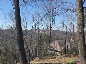 105 000$ - Terrain résidentiel à vendre à Morin-Heights