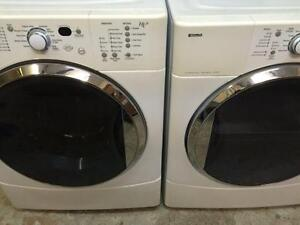 81- KENMORE HE2   Laveuse Sécheuse Frontales Frontload Washer Dryer