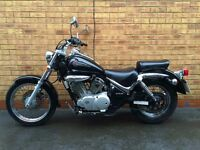 Suzuki VL125 INTRUDER LC125 125cc *Immaculate & Fully Serviced*