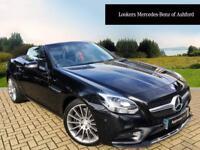 Mercedes-Benz SLC SLC 200 AMG LINE (black) 2016-05-20