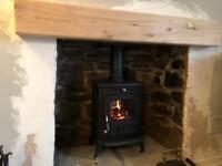 Wood Burner Log Burner HETAS Approved Engineer