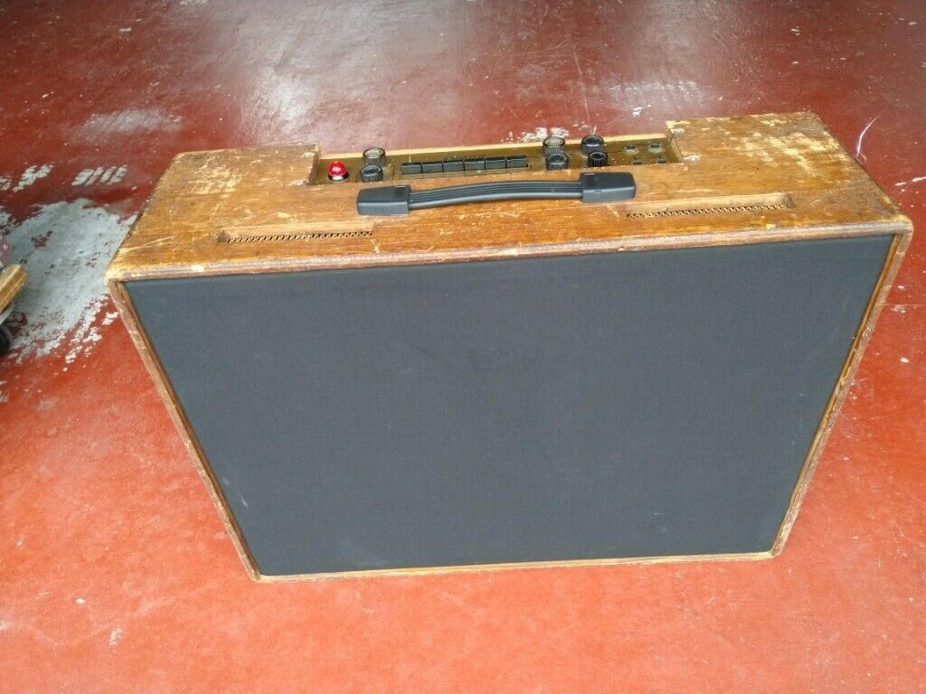 Dating selmer amps
