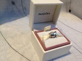 Genuine Pandora Fish Charm 790113