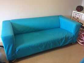 Ikea Klippan sofa with removable cover