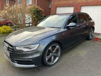 Audi A6 3.0l V6 Quattro Black edition S-Line