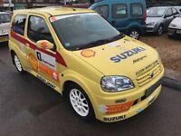 2003/53 SUZUKI IGNIS 1.5 VVT SPORT,RARE SPECIAL EDITION,LOW MILEAGE,RELIABLE+FUN TO DRIVE