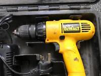 DEWALT DRILL 14.4V MODEL DW975