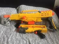 Nerf N-strike rifle