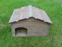 Hedge hog house