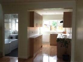 Professional Kitchen and Bathroom Installation