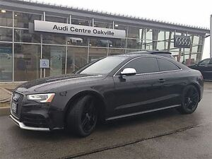 2013 Audi RS 5 4.2 S tronic qtro Coupe /Audi Certified