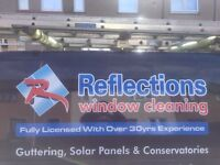 Window cleaning rounds wanted
