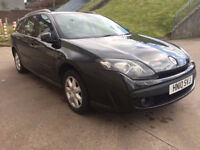 RENAULT LAGUNA 1.5 DYNAMIQUE TOMTOM DCI 5d 110 BHP TIMING BELT CHANGED,P