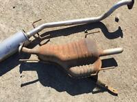 Vauxhall astra mk 4 exhaust