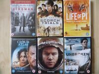 Over 40 DVDs (Action / Comedy) from £1 - Incl. Mad Max Fury Road/The Martian/Independence Day 2/