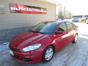 2014 Dodge Dart LOW KM - FULL FACTORY WARRANTY!!!