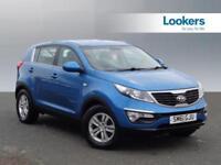 Kia Sportage CRDI 1 (blue) 2012-01-12