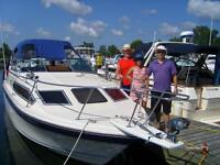 26 Foot Doral Citation 260 HP Mercruiser with Alpha One Outdrive