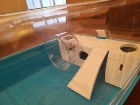 Mouse/small hamster cage