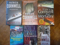 Patricia Cornwell novels