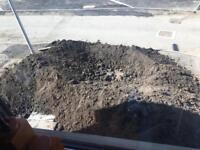 Free Few tones of soil