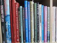 RAILWAY MAGAZINES & BOOKS