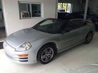 2001 Mitsubishi Eclipse GT V6 *Manuel* Clean*