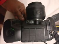 Nikon D500 mint condition - no box and papers - negotiable