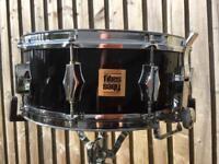 Fibes SFT Black Fibreglass Snare Drum