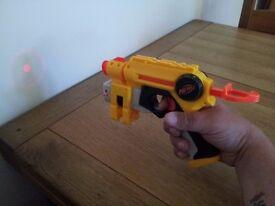 Laser Nerf Gun