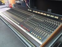 Sound craft 800B 32 channel mixing desk. Fully refurbished