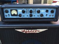 Ashdown Bass rig for sale: Can be sold separately or together as a lovely set-up.