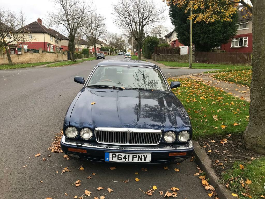 1997 P JAGUAR XJ SOVEREIGN 4.0 FULLY LOADED MUST SEE FSH DRIVES LIKE NEW LUXURY CAR BARGAIN