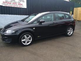2011 seat Leon 1.2 coppa tsi with only 35k miles full years mot from today driving perfect