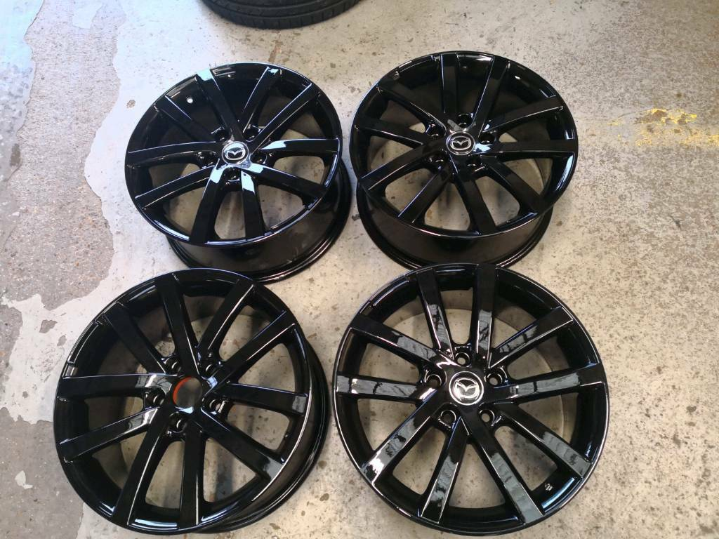 5x114.3 Alloy wheels