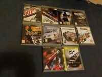 10 PS3 Games - Erdington - B23