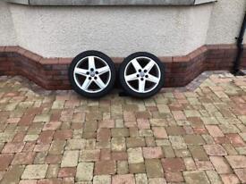 Snow tyres / winter/Audi/vw