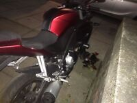 2014 Yamaha YZF R-125 (Damaged)