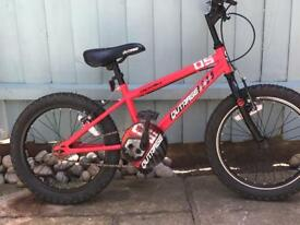Apollo Outrage 18inch bike. Excellent Condition.