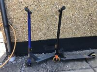 Grit stunt scooters