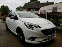 2015 Vauxhall Corsa limited edition 1.0 turbo
