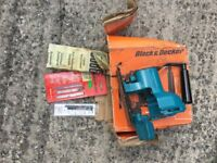Black & Decker Jigsaw Attachment