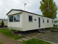 8 birth caravan at Butlins Minehead